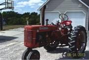 Farmall Super C - Antique Tractor Blog