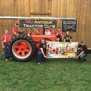 ISU Antique Tractor Club Finishes Case DC - Antique Tractor Blog