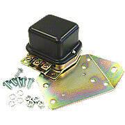 6 Volt Voltage Regulator With Mounting Plate