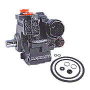 Belt Driven Power Steering Pump, Only For Tractors Using Eaton Style Pump