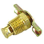 Radiator, Block & Hydraulic  Drain Plug