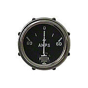 Ammeter Gauge (60-0-60)