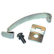Spring Clip And Shorter Bracket: Delco Distributor
