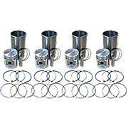 """Sleeve and Piston Kit  (3-7/16"""" overbore)"""