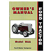 Ford NAA Owner Operator Manual