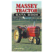 Massey Tractor Data Book