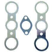 Intake & Exhaust Manifold Gasket Set (3-piece set)