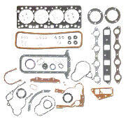 Complete Engine Gasket Set With Crankshaft Seals
