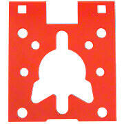 Mounting Plate For PTO Shield