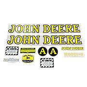 JD A 1939-1946: Mylar Decal Set