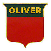 Oliver Shield Decal
