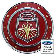Ford NAA Hood Emblem