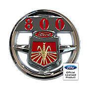 Ford 800 Hood Emblem