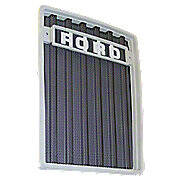 Front Grille Screen Assembly