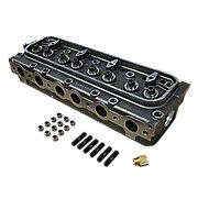 Cylinder Head with valve guides