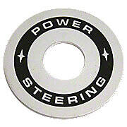 Power Steering Plate