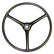 Steering Wheel (Ribbed)
