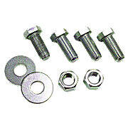 4-Piece Hood Bolt Kit