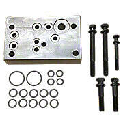 Hydraulic Valve Adapter Kit Includes O-Rings And Instructions