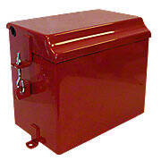 Battery Box with Lid -- Fits Farmall M series -- Superior Quality!