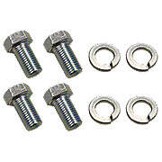 Seat Pan Bolt Kit, 8 Pcs