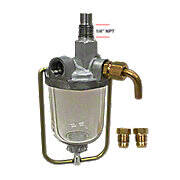 All Fuel Sediment Bowl Assembly