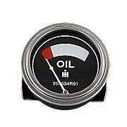 Oil Pressure Gauge (0 - 45 Psi) - Dash mount