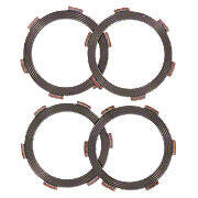 PTO Friction Discs (4 piece kit)