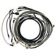 Wiring Harness Kit Conversion for 12-Volt 1 Wire Mini Alternator