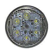12 Volt LED Lamp w/ Flood Beam Pattern