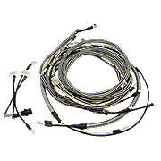 Wiring Harness Kit For Tractors Using 4 Terminal Voltage Regulator