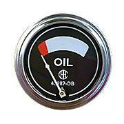Oil Pressure Gauge (0-75 PSI)