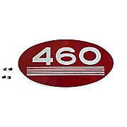 Side (Oval) Emblem