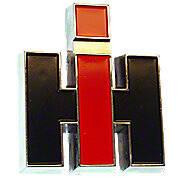 IH Emblem (for front emblem or for cab emblem)