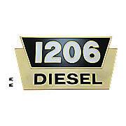 1206 Side Emblem