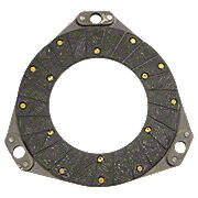 Clutch Disc with riveted lining