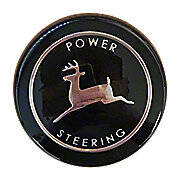 Steering Wheel Cap, Power Steering