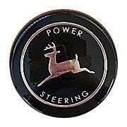 Steering Wheel Cap, Power Steering