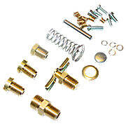 Single Induction Early Carb Hardware Kit (No Jets Or Nozzles Included)