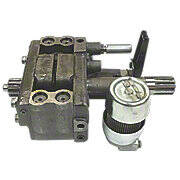 Main Hydraulic Pump Assembly