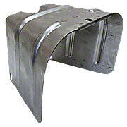 PTO Shield -- Fits Massey Harris 22, 33, 44, And Many More!