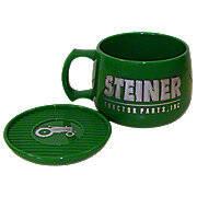 Green Souper Mug