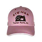 Pink Steiner Tractor Hat