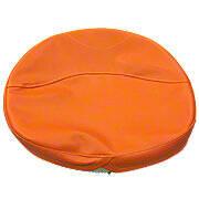 "Orange Seat Pad - 21"""