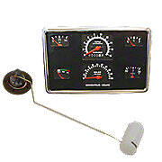 Gauge Panel With Fuel Sender Unit -- Fits Mm 335, 445, Jetstar & More!