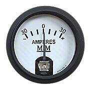 Ammeter Restoration Quality