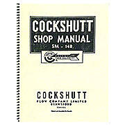 Service Manual Reprint: Cockshutt 30, Co-Op E3