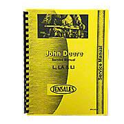 Service Manual Reprint: JD L