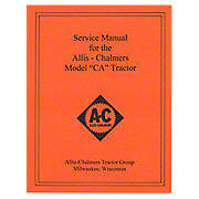 AC Ca Service Manual Reprint