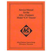 AC Ca Service Manual Reprint